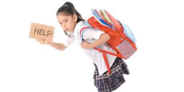 Back Care – Prevention begins at school!